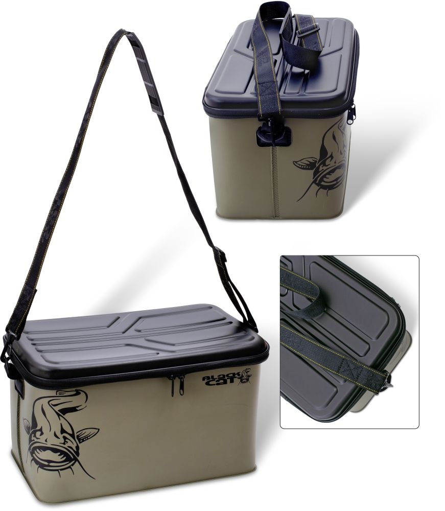 BLACK CAT FLEX BOX CARRIER TORBA WODOODPORNA